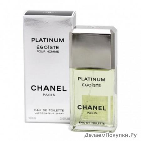 Chanel Egoiste Platinum EDT 100ml ОРИГИНАЛ