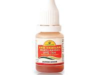 Капли для носа аюрведические Ану-Тайлам (Anu Thailam), 10 мл