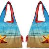 Эко-сумка (Морская звезда) с молнией