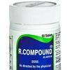Р.Компаунд, лечение суставов, 50 таб, производитель Аларсин; R.Compound, 50 tabs, Alarsin