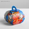 Бонбоньерка «Мышка с подарком», 7 x 8 x 10 см