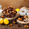 Печенье-грибочки «Инь-Янь» со сливочной начинкой
