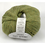 Пряжа DROPS «Baby Merino» цвет 38 (олива)