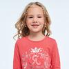 0921102006 Джемпер детский для девочек Arrowwood коралловый