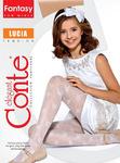 CONTE Колготки девочкам Lucia, р-ры 128-146