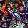 Конфеты  ФАБРИКА КРЕМЛИНА Курага, кокос, апельсин, груша, финики, инжир И так далее в шоколаде