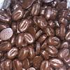 Бельгийский горький шоколад  В форме кофейного зёрнышко