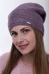 шапка 56-58 см подклад флис Шерсть 50% - Акрил 50%