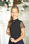 Блузка школьная, р-ры 128-164