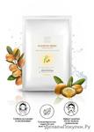 Увлажняющая альгинатная маскас маслом арганы и коэнзимом Q10 30 гр