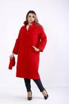 t01268| Стильное кашемировое пальто