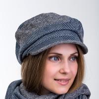 комплект (шапка снуд ) шапка 56-58 см осень Трикотаж