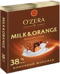 Шоколад «O`Zera» Milk & Orange