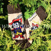 Детские носки (размер 29-30) Артикул: 334