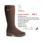 Сапоги женские 8-1032 А(зима)