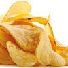 Чипсы картофельные по 250 гр прозрачная упаковка