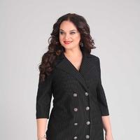 Платье Andrea Style Артикул: 00122 черный