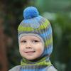 Шлем трикотажный (+выбор помпона)