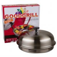 Сковорода гриль-газ D510