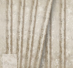 Канвас с тиснением Воздушное облако Артикул: 37/1992-16-2 бежевый Состав ткани: 100% полиэстер Ширина рулона: 280 см