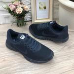 Женские кроссовки 8012-16 темно-синие