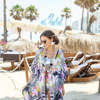 2530 N-34SH Пляжное платье