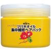 Kurobara Tsubaki Oil Концентрированная маска для восстановления поврежденных волос с маслом камелии, Чистое масло камелии, 300 гр.