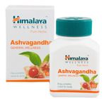 Средство для повышения работоспособности Ашвагандха (Ashwagandha Himalaya) 60 таб.