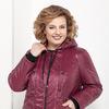 Женская куртка Ивелта плюс 873