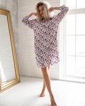 Платье-рубашка Саманта 17544