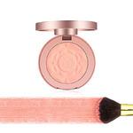 Румяна O,TWO,O Rose Makeup Blush Long-Lasting Face №4
