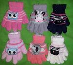 Перчатки евромахра, размер на 6-12 лет