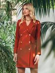 Платье-пиджак, размеры 44-48