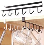Подвесной кухонный держатель (6 крючков)