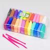 Супер лёгкий пластилин (24 цвета)