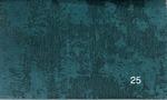 Софт мраморный B19005 темно-бирюзовый №25 Китай 280 см