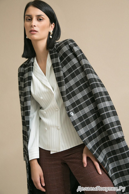 Emka Fashion Пальто Код: #100979