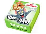 """Жевательные конфеты """"Tom and Jerry"""" со вкусом Яблока 11,5гр  / Словения/"""