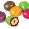 Драже арахис в шоколадной и сахарной цветной глазури, 1 кг, развес по 0,5 кг