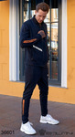 Мужской спорт костюм-36601