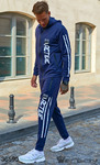 Мужской спорт костюм-36590