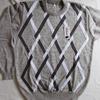 Мужской свитер размер 60