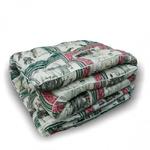Одеяло овечья шерсть (поликоттон) средняя плотность