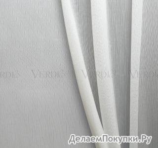 Тюлевое полотно Римини Артикул: 86/INCI-1 белый  Ширина рулона: 290
