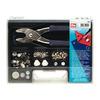 651420 PRYM Набор Vario-Plus базовый ассортимент пополняемый в пластиковом чемоданчике