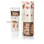 CJ Lion Kids Safe Зубная паста детская, Клубника, 90 гр