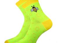 "Женские носки ""Пчелы"""