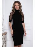 Платье  ПЛАТЬЕ СОЛИДЖИО (БЛЭК) 47П1571, Bellovera