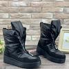 Женские ботинки 2274-1 черные