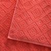 Полотенце махровое 100% Хлопок, Плотность 430 г/м.кв.Цвет КОРАЛЛ 70х140 в наличии 1 шт